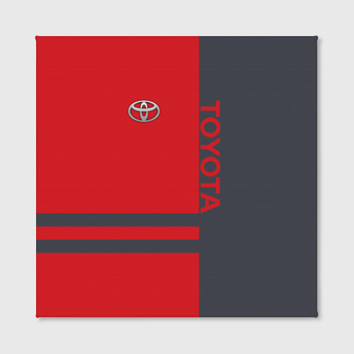 Холст квадратный  Фото 02, Toyota