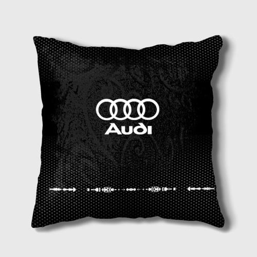 Audi sport auto abstract