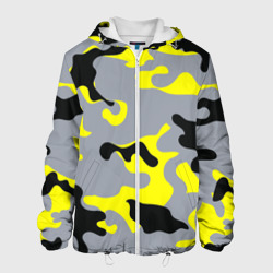 Yellow camouflage
