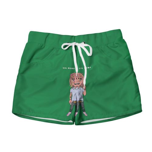 Женские шорты 3D Lil Pump
