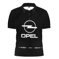 Opel sport auto abstract