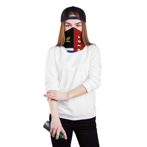Бандана-труба 3D  Фото 02, SOCHI (Сочи)