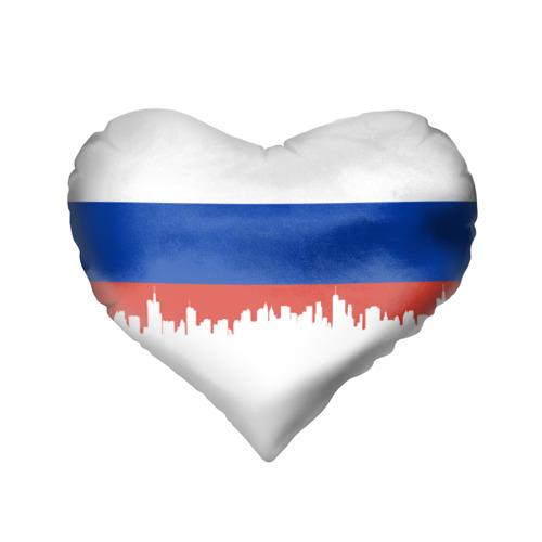 Подушка 3D сердце  Фото 02, INGUSHETIA (Ингушетия)