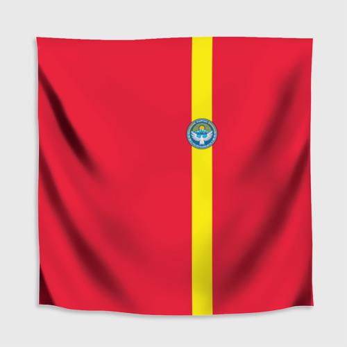 Скатерть 3D  Фото 02, Киргизия, лента с гербом