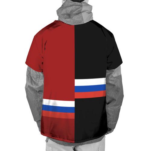 Накидка на куртку 3D  Фото 02, STAVROPOL (Ставрополье)