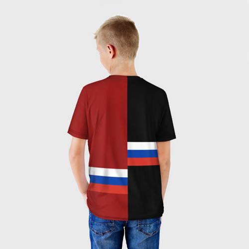Детская футболка 3D  Фото 02, STAVROPOL (Ставрополье)
