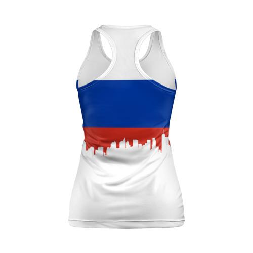 Женская майка 3D спортивная  Фото 02, IRKUTSK (Иркутск)