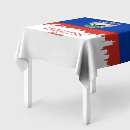 Скатерть 3D  Фото 01, IRKUTSK (Иркутск)