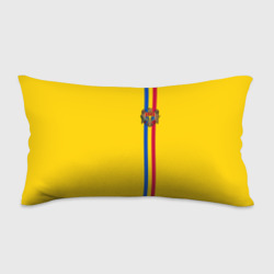 Молдавия, лента с гербом