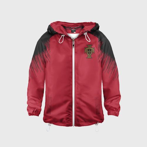 Portugal 2018 WC Anthem Jacket