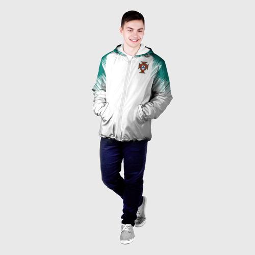 Мужская куртка 3D  Фото 03, Portugal 2018 WC Anthem away