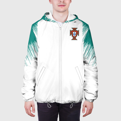 Мужская куртка 3D  Фото 04, Portugal 2018 WC Anthem away