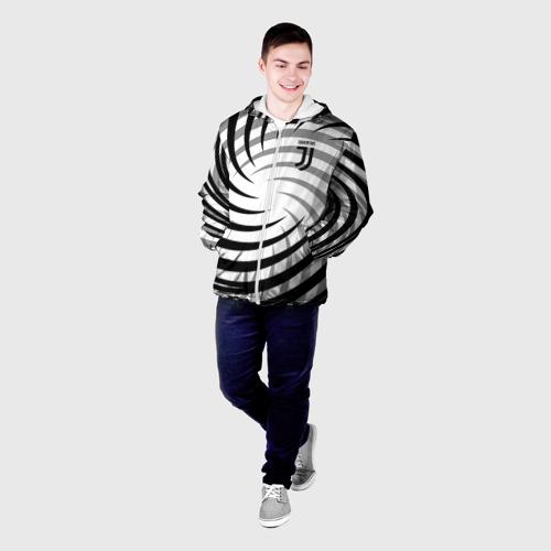Мужская куртка 3D  Фото 03, Juventus