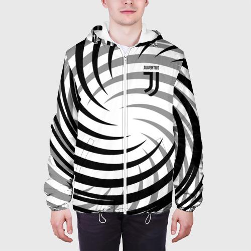 Мужская куртка 3D  Фото 04, Juventus