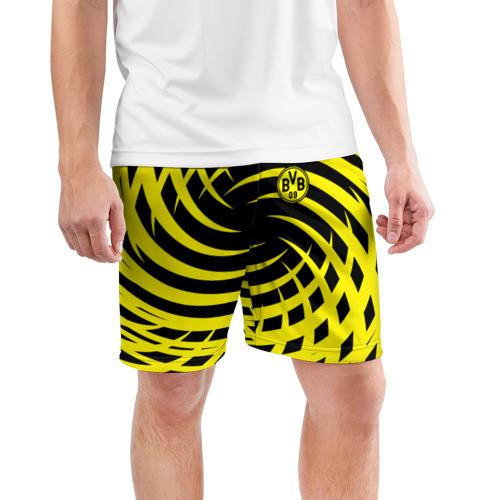 Мужские шорты 3D спортивные  Фото 03, FC Borussia Dortmund