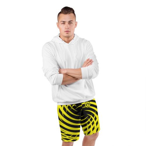 Мужские шорты 3D спортивные  Фото 05, FC Borussia Dortmund