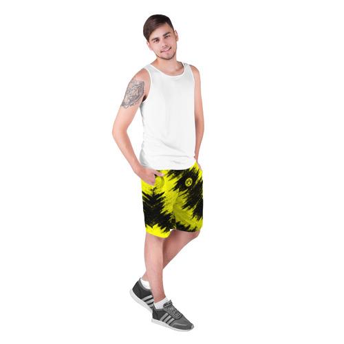 Мужские шорты 3D  Фото 03, FC Borussia Dortmund