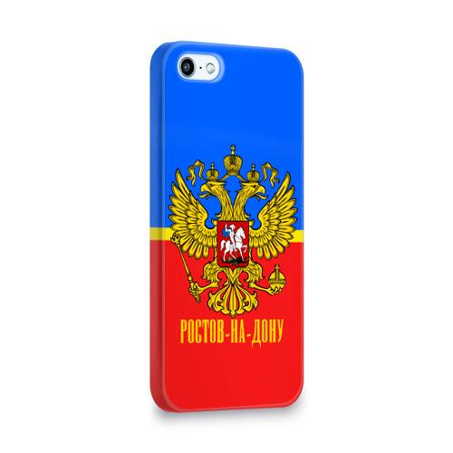Чехол для Apple iPhone 5/5S 3D  Фото 02, Ростов-на-Дону