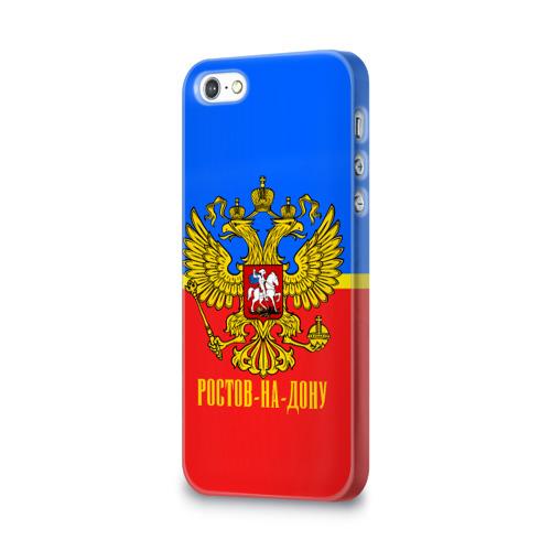 Чехол для Apple iPhone 5/5S 3D  Фото 03, Ростов-на-Дону