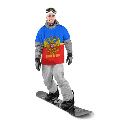 Накидка на куртку 3D  Фото 03, Ростов-на-Дону