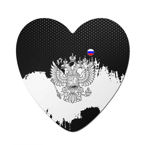 ГЕРБ РФ black collection