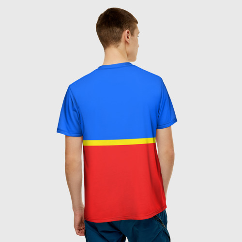 Мужская футболка 3D  Фото 02, Москва