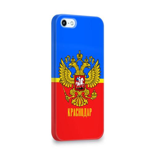 Чехол для Apple iPhone 5/5S 3D  Фото 02, Краснодар