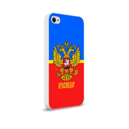 Чехол для Apple iPhone 4/4S soft-touch  Фото 02, Краснодар