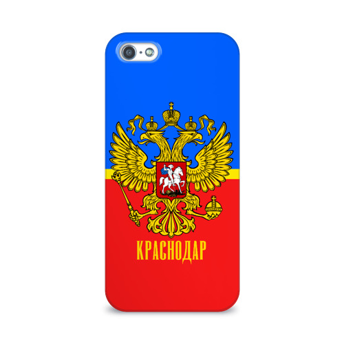 Чехол для Apple iPhone 5/5S 3D  Фото 01, Краснодар