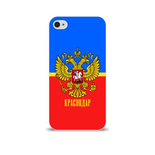 Чехол для Apple iPhone 4/4S soft-touch  Фото 01, Краснодар