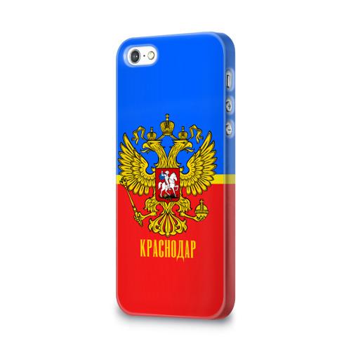 Чехол для Apple iPhone 5/5S 3D  Фото 03, Краснодар
