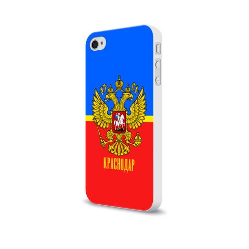 Чехол для Apple iPhone 4/4S soft-touch  Фото 03, Краснодар