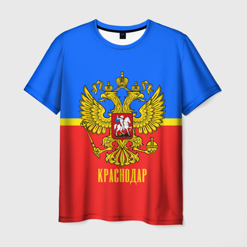 Мужская футболка 3D  Фото 03, Краснодар