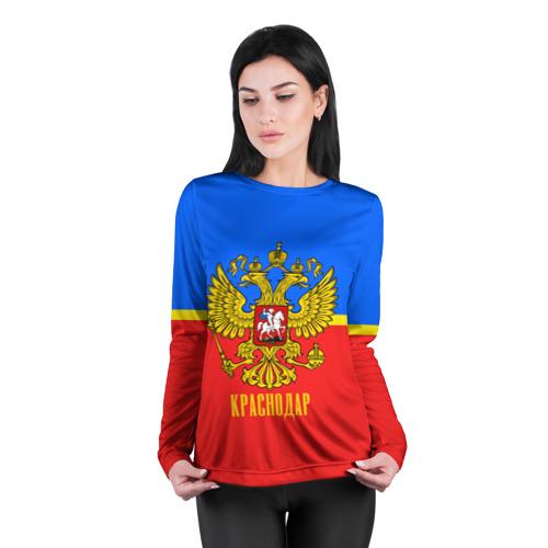 Женский лонгслив 3D для беременных  Фото 04, Краснодар