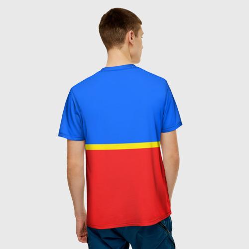 Мужская футболка 3D Новосибирск Фото 01