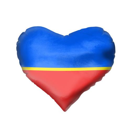 Подушка 3D сердце  Фото 02, Новосибирск