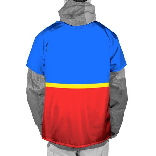 Накидка на куртку 3D  Фото 02, Екатеринбург