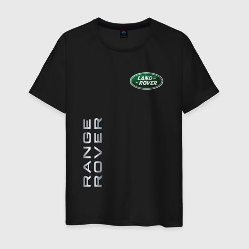 Мужская футболка хлопок Land Rover - Range Rover Фото 01