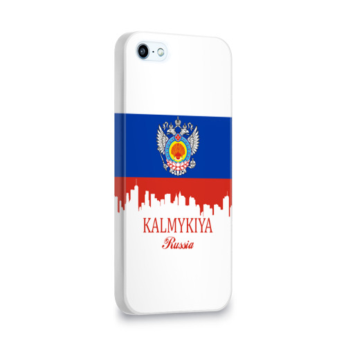 Чехол для Apple iPhone 5/5S 3D  Фото 02, KALMYKIYA (Калмыкия)