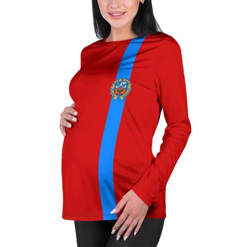 Женский лонгслив 3D для беременных  Фото 01, Алтайский край