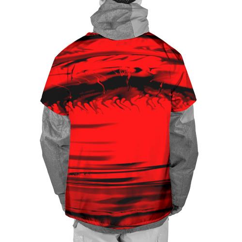 Накидка на куртку 3D  Фото 02, RUSSIA