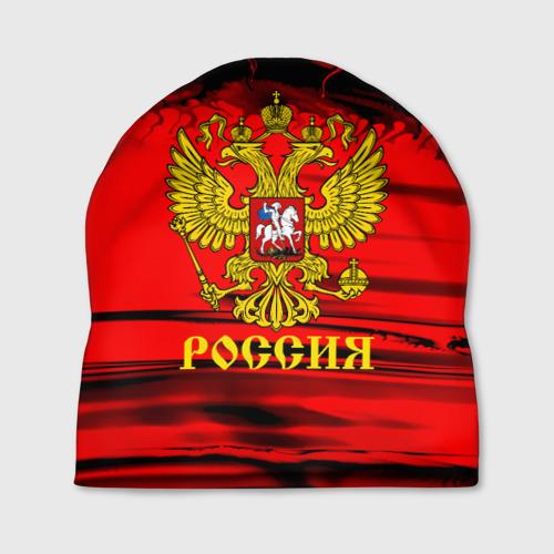 Шапка 3D RUSSIA