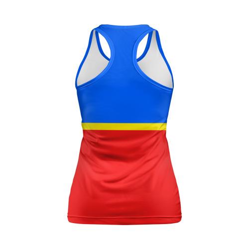 Женская майка 3D спортивная  Фото 02, Новороссийск