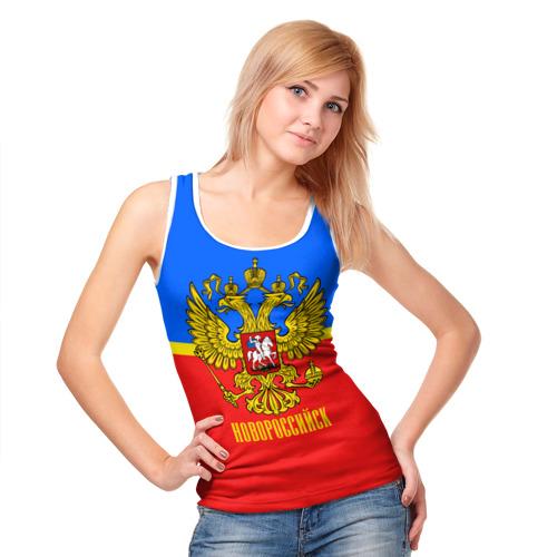 Женская майка 3D  Фото 05, Новороссийск