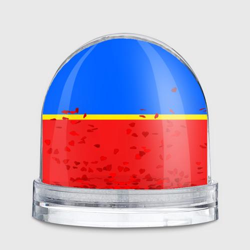 Водяной шар  Фото 02, Норильск