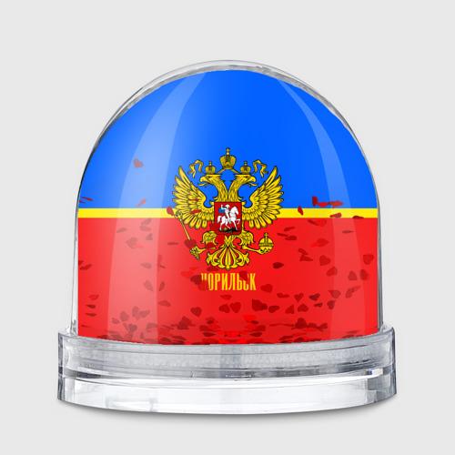 Водяной шар  Фото 01, Норильск