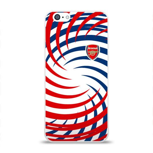 Чехол для Apple iPhone 6 силиконовый глянцевый  Фото 01, Arsenal
