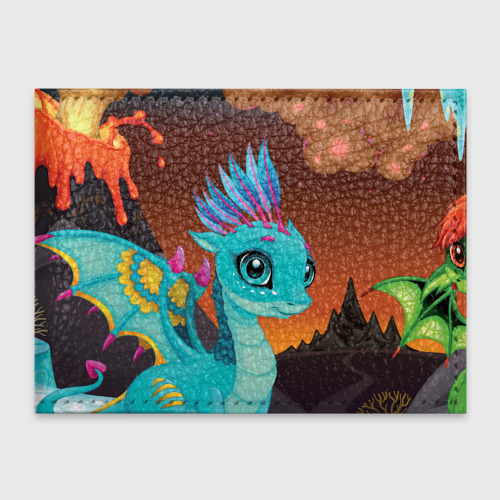 Синий дракон