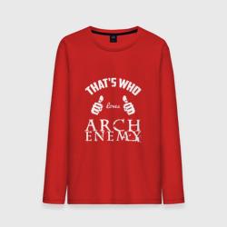 Вот кто любит Arch Enemy