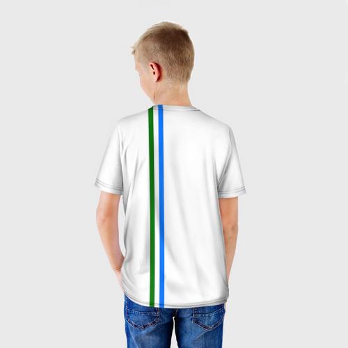 Детская футболка 3D  Фото 02, Башкортостан